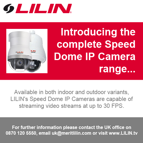 Speed-Dome-IP-Camera