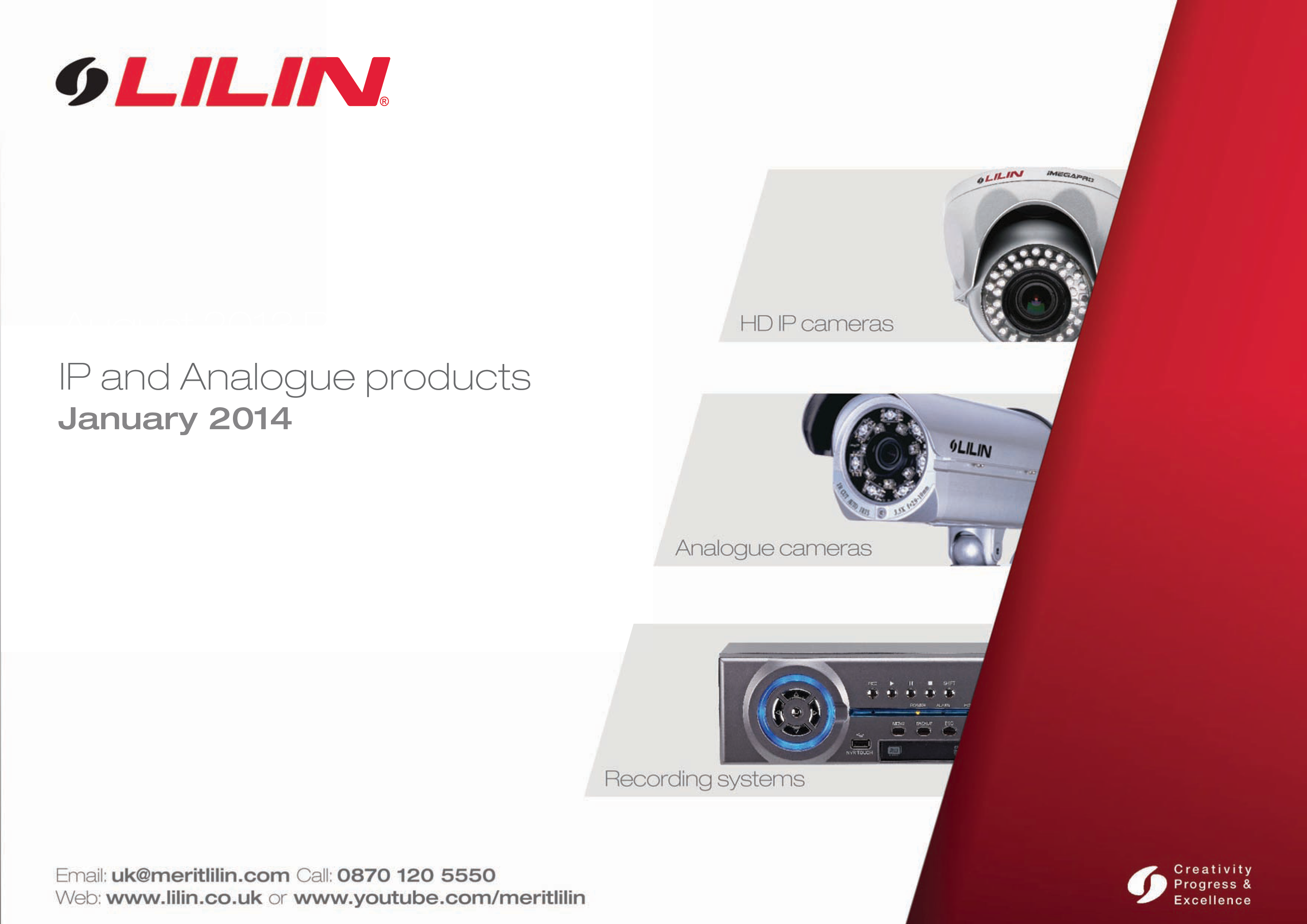 Our 2014 price list is now available lilin for Ip camera design tool
