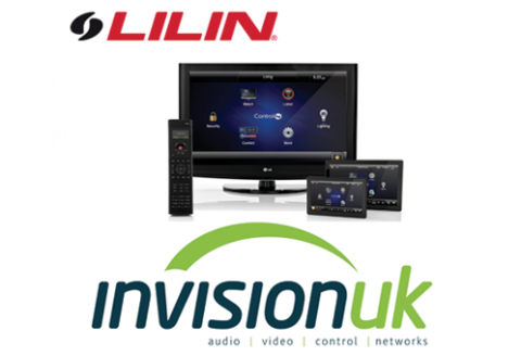 LILIN partners with Invision UK