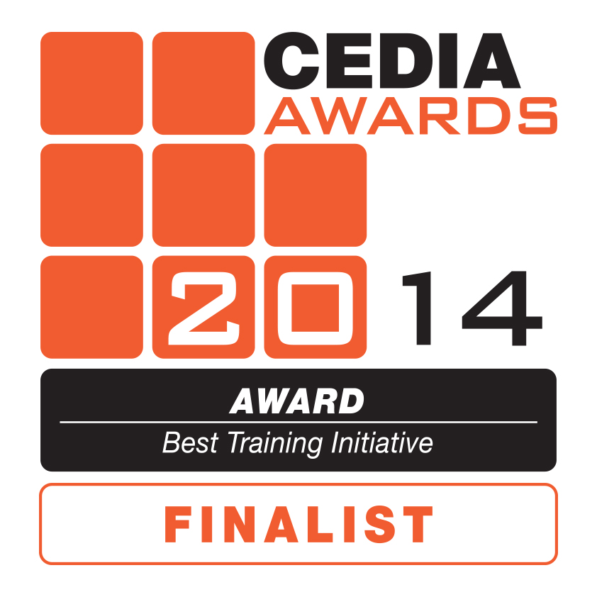 2014-Best Training Initiative-FINALIST