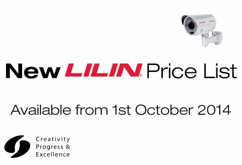 New October Price List
