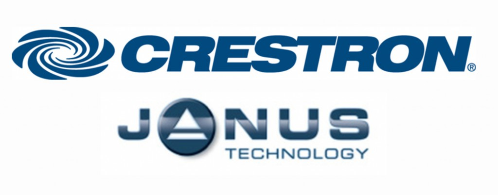crestron and janus