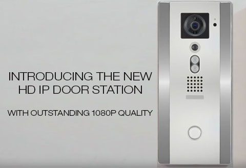 Have you seen our HD Door Station?