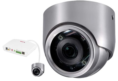 LILIN launches new IR IP Marine Camera