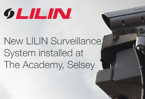 New LILIN System Installed at The Academy
