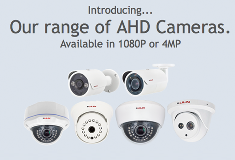 Introducing the AHD Range from LILIN.