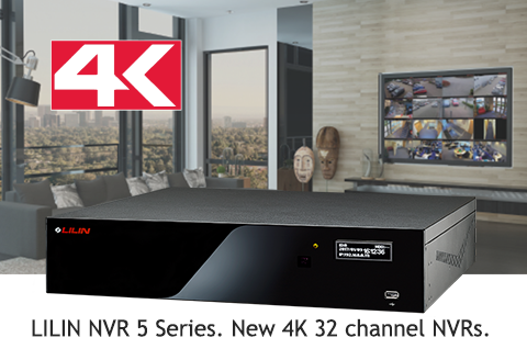 Introducing the new 4K 32 Channel NVR