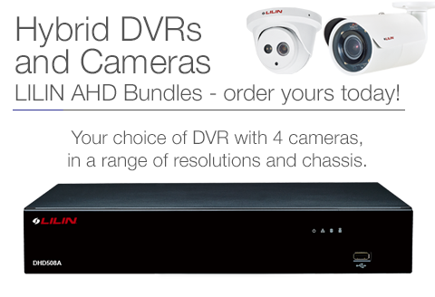 Hybrid DVRs and Camera Bundles